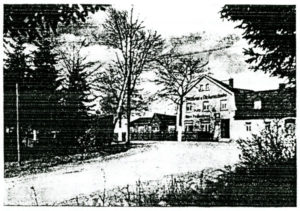Bild im Ortsprospekt von 1930